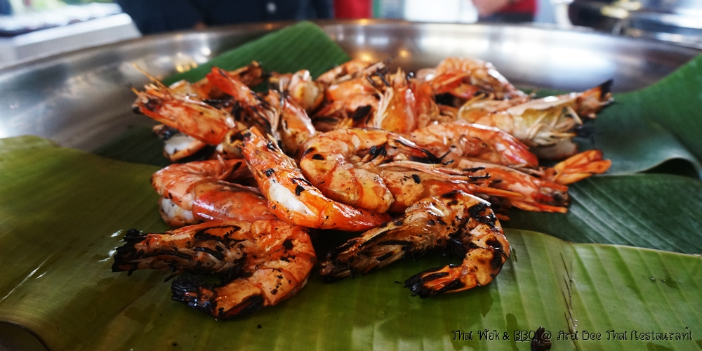 Aroi Dee Thai Restaurant, Rawlins Eats, Thai Food in Putrajaya, IOI Resort City, Palm Garden Hotel, Som Tam, Tom Yam, BBQ Session, Rawlins GLAM