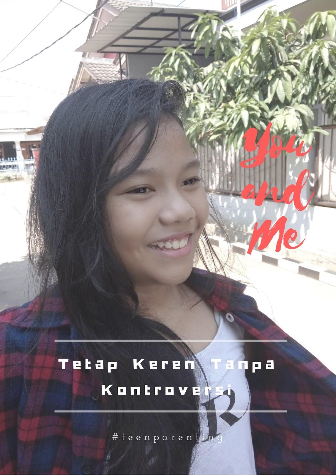Tetap Keren Tanpa Kontroversi TEEN PARENTING Diary Of A Not