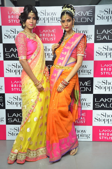 Lakme Salon- Bridal Illuminate Looks workshop held at Gachibowli