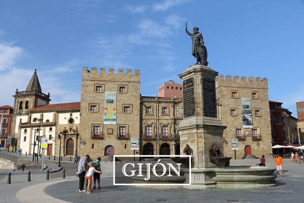 Gijón y sus lugares imprescindibles