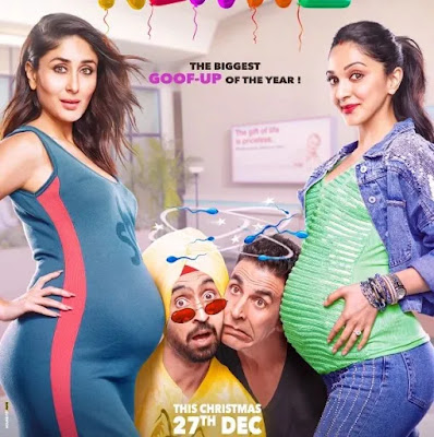 Good Newwz movie release date, Good Newwz Full Star Cast