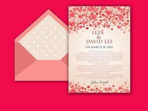 download desain undangan pernikahan