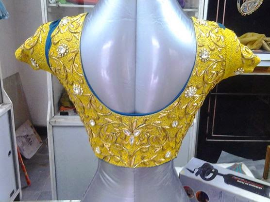 self designs blouse