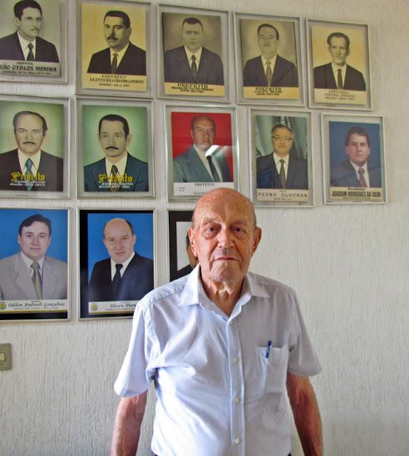 Morre aos 89 anos, Augusto Becher, ex-prefeito de Roncador