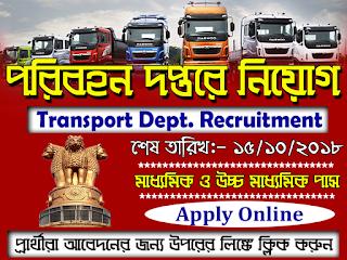 Kerala Road Transport Recruitment 2018 for DGM Posts