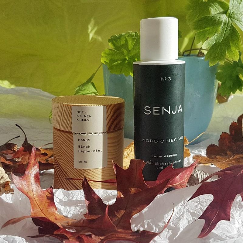 Koti Lifestyle Green Beauty Retailer - Senja and Hetkinen Review