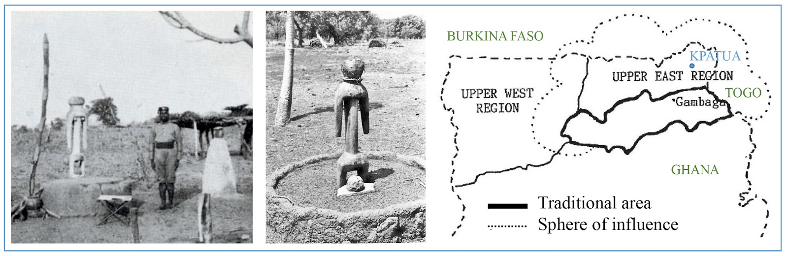 Research outcome: Statuary from the Mamprusi region
