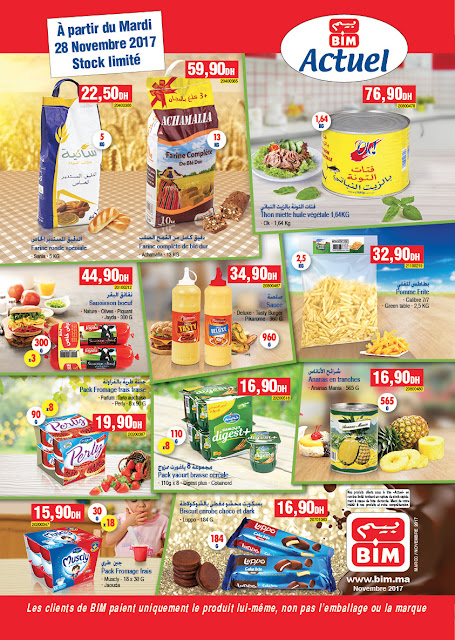 catalogue bim mardi 28 novembre 2017