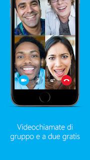 L'app Skype per iPhone si aggiorna alla vers 6.22