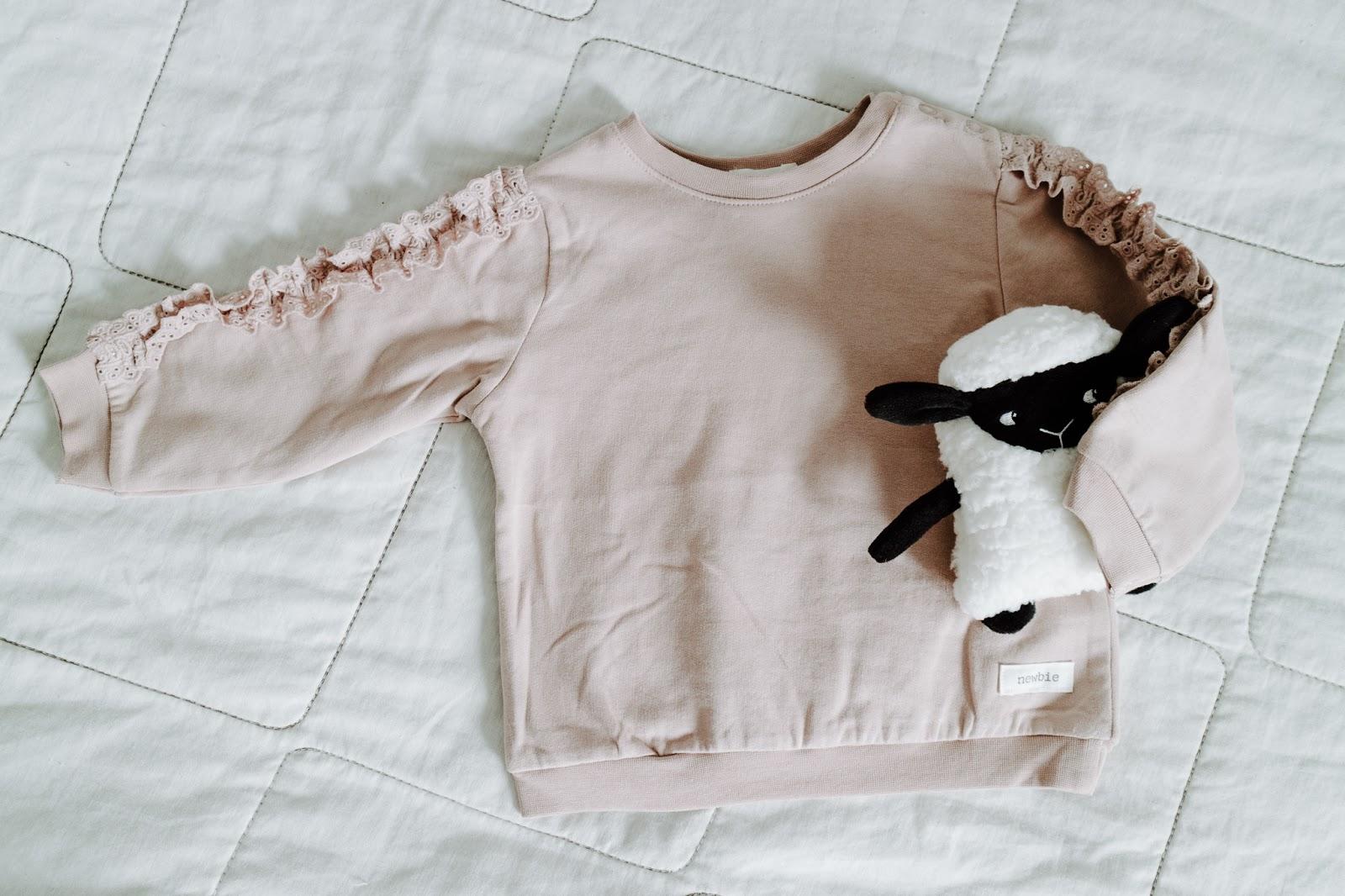 Pikku Vanilja, Newbie store, Zadaa, Zara, H&M, vauvavuosi,