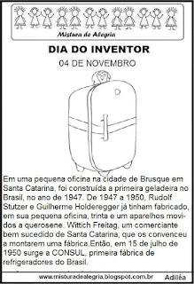 inventor geladeira