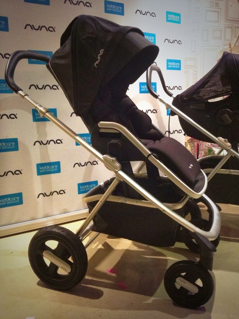 Pram And Pushchair Travel System The Nuna Ivvi Pushchair A Review Modern Mummy
