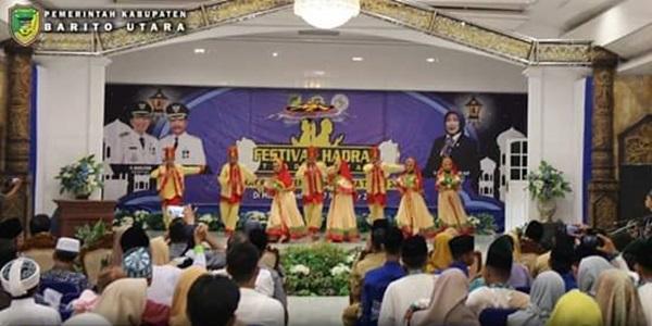 Festival Lomba Hadrah Perkokoh Ukhuwah Insyaniah