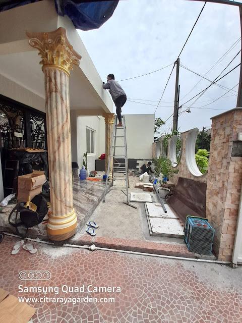 Tukang cat wash rembang