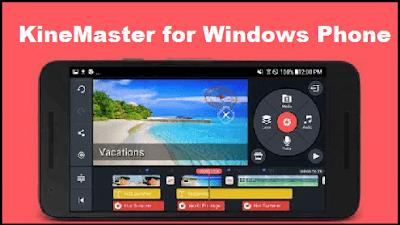 KineMaster for Windows Phone