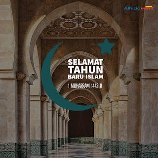 Doa Dan Kata Ucapan Akhir Tahun Baru Islam 2020 Alhidamart