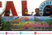 Wargata.com Rayakan HUT ke-1 di Bali dengan Protokol Kesehatan