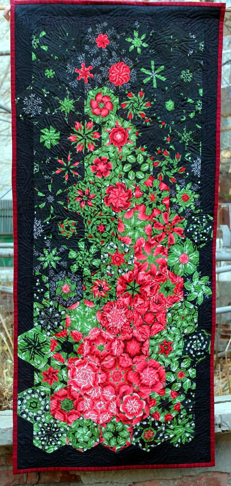 Quilt Art By Olena Pugachova Gallery
