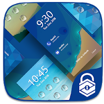 Water Droplet Lock Screen v1.3 Paid APK