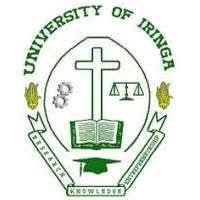 Bursar Job Opportunty at University of Iringa