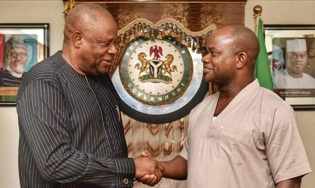 Kogi Poll: I will support the re-election bid of Bello - Faleke
