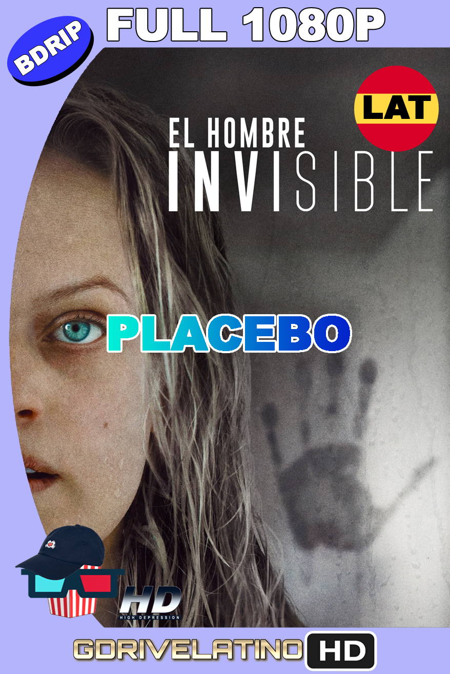 El Hombre Invisible (2020) [PLACEBO] BDRip FULL 1080p Latino-Ingles MKV