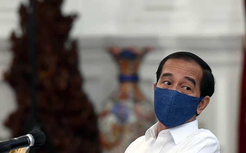 Presiden Jokowi Siap Jadi Orang Pertama yang Disuntik Vaksin Covid-19