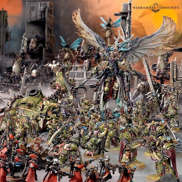 reglas de cruzada Guardia de la Muerte