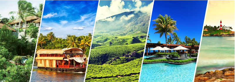 Kerala (God's Own Country) Android iOS App