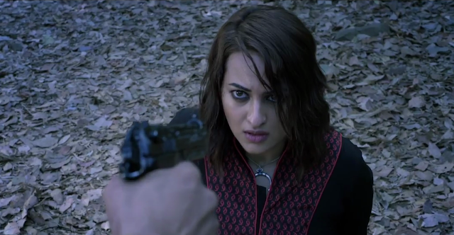 Sonakshi Sinha in and as Akira