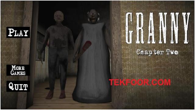 تحميل لعبة جراني granny 2  اخر اصدار