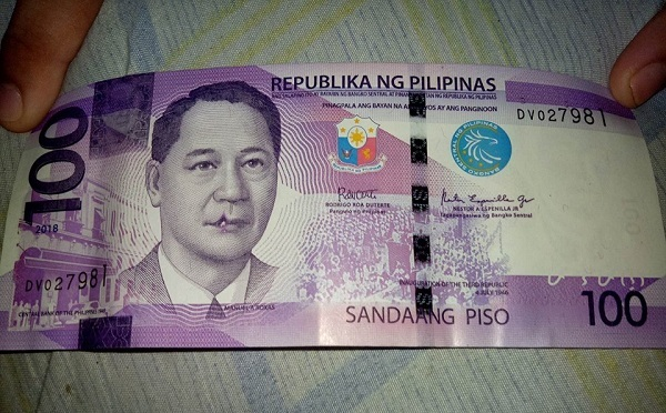 LOOK: Netizen shares photo of Php100 bills with hilarious printing error