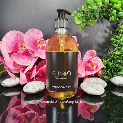 Amenities@Home – Linea Olivà – Hand&Body Soap