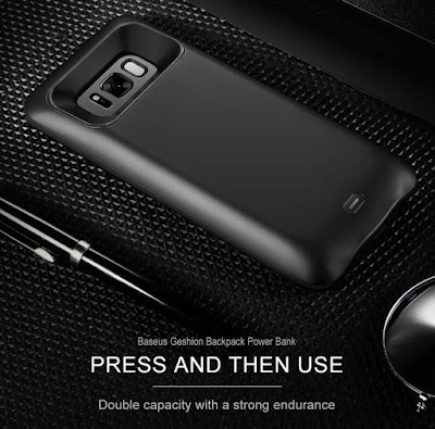 Samsung battery charger case