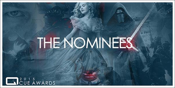 2015 Cue Awards- Nominees