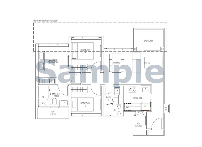 The Arden Floor Plan
