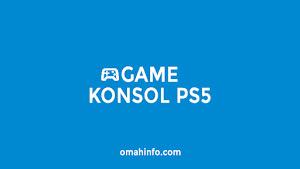 Game konsol PS5, Xbox dan Nitendo