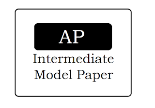 AP Intermediate Model Papers