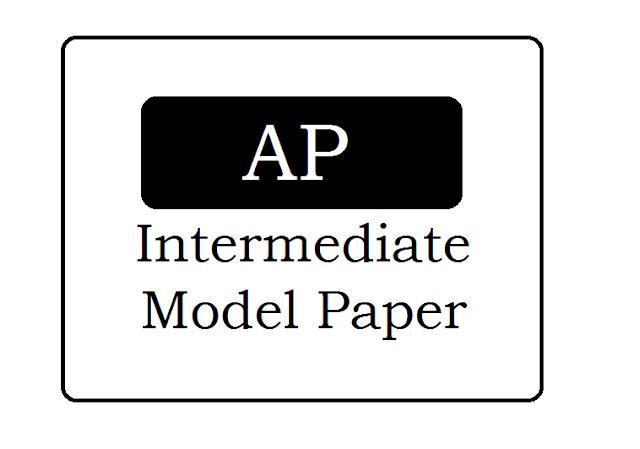 AP Intermediate Model Papers