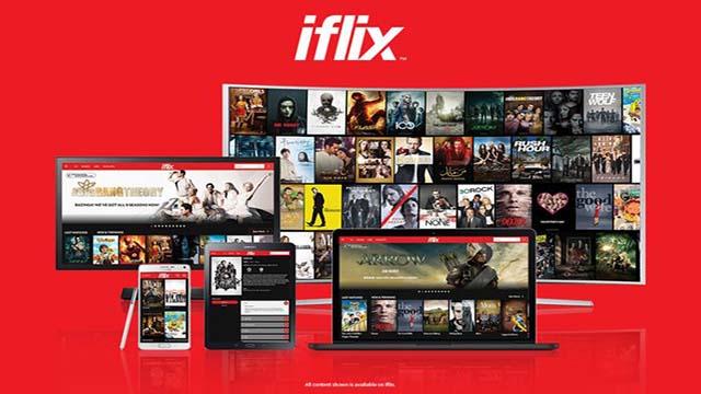 Iflix - Aplikasi Streaming Film Dan Nonton Movie Terbaik Di Android