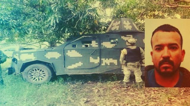 """La vez que Soldados detuvieron a """"El M2"""" junto a 19 Sicarios en Michoacán, pero un comando del Grupo Elite del CJNG los emboscó y tuvieron que darlo ir"""