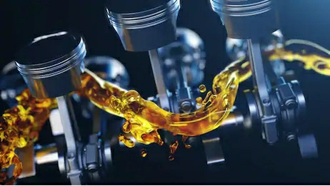 Engine oil, lubrication oil, naming of engine oil