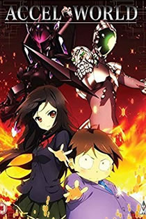Accel World Legendado