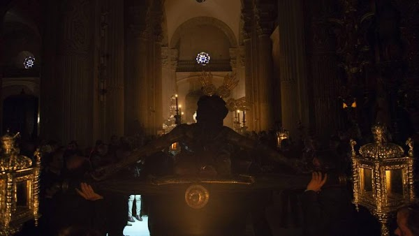 El Cristo del Amor y el misterio de la Borriquita de Sevilla se expondrán el Domingo de Ramos