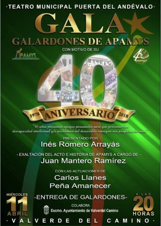 40 años de Apamys