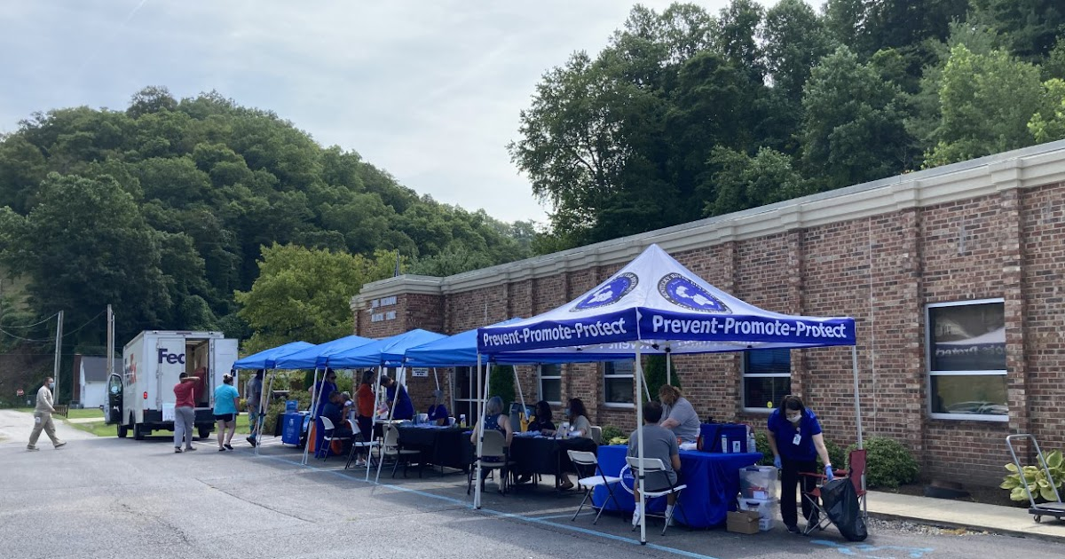 Community Health Days Offering Coronavirus Screenings and Vaccinations at 32 Ky.  From the Appalachians.  counties through November