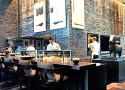 The Restaurant At Setai 5 Star Cuisine With An Asian Feel Artfully Blends Traditional Cooking Styles Of Far East Clic Western Dishes To