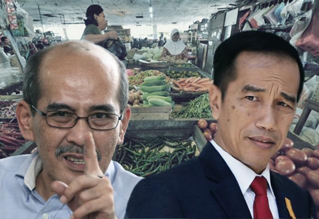 Jokowi Diminta Faisal Basri Menunda Proyek Ibu Kota Baru Ditengah Pandemi Corona