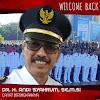 Pj Walikota Makassar Melantik DR H Andi Syahrum, SE, M.Si Jadi Camat Biringkanaya