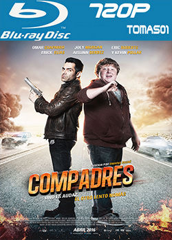 Compadres (2016) BRRip 720p